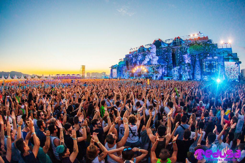 festivales de musica electronica en mexico 2017